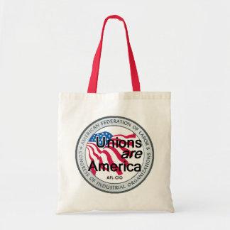 Labor Day Unions Bag