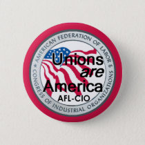 Labor Day Unions Button