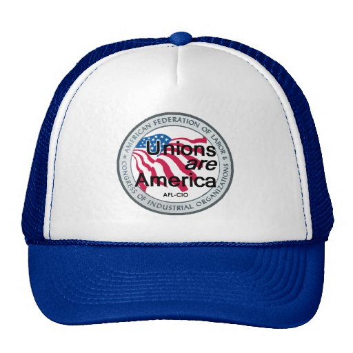 Labor Day Unions Hat