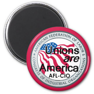 Labor Day Unions Magnet