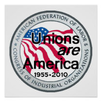 Labor Day Unions POSTER Print