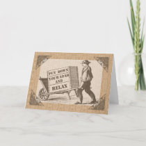 Labor Day Wishes Card