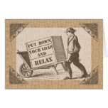 Labor Day Wishes Greeting Card