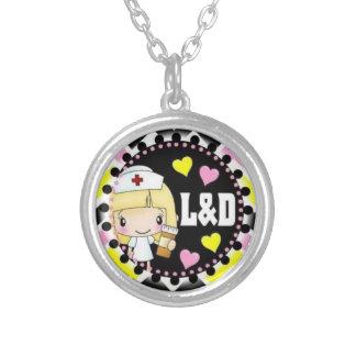 Labor & Delivery Nurse Necklace