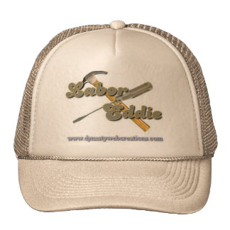 Labor Eddie Game Trucker Hat
