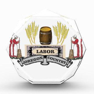 labor Oregon country Award