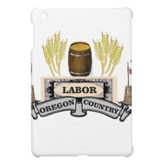 labor Oregon country iPad Mini Cover