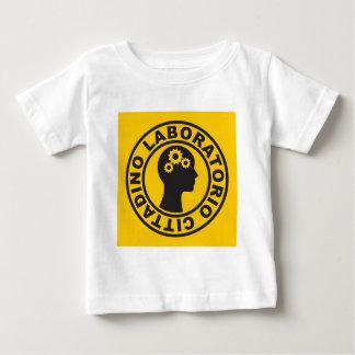 laboratorio cittadino adesivo.jpg baby T-Shirt