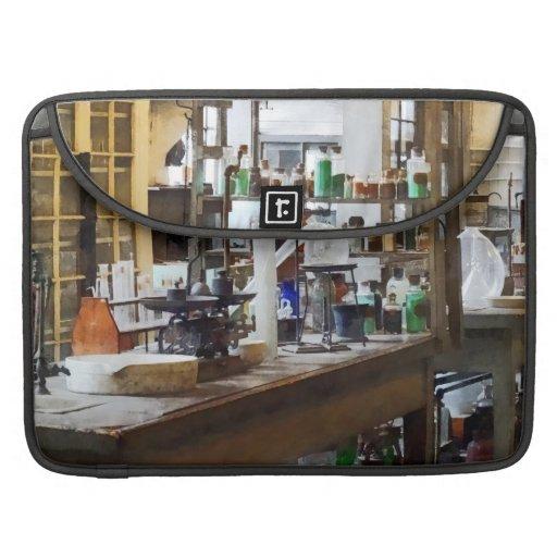 Laboratorio de Chem Funda Para Macbook Pro