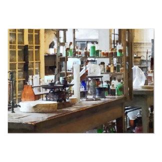 """Laboratorio de Chem Invitación 5"""" X 7"""""""