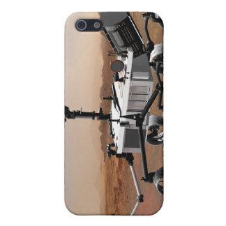 Laboratorio de ciencia de Marte 2 iPhone 5 Protector