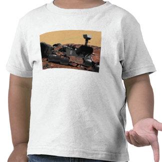 Laboratorio de ciencia de Marte 3 Camiseta