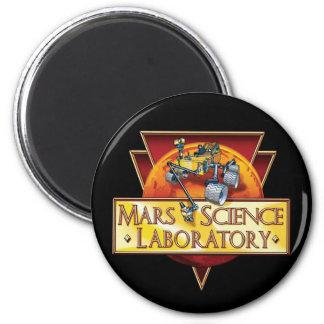 Laboratorio de ciencia de Marte Imán Redondo 5 Cm
