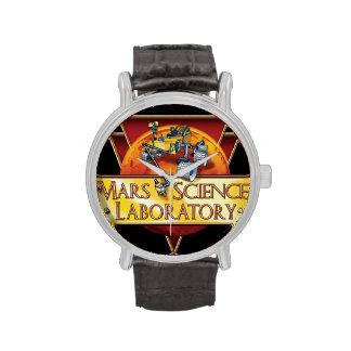 Laboratorio de ciencia de Marte Relojes De Mano