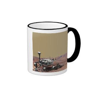 Laboratorio de ciencia de Marte Tazas De Café