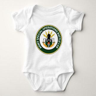 Laboratorio de la batalla de las operaciones body para bebé