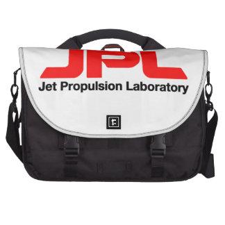 Laboratorio de la propulsión a chorro bolsas de portatil