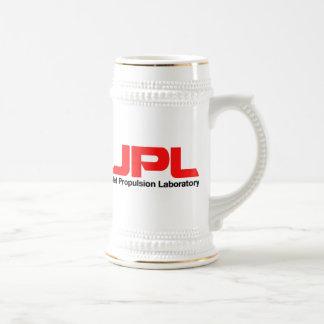 Laboratorio de la propulsión a chorro taza de café