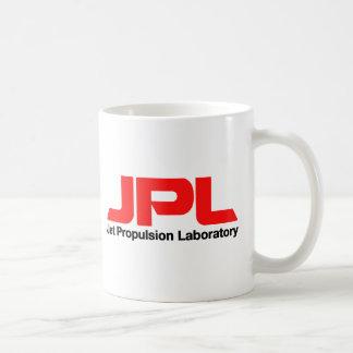 Laboratorio de la propulsión a chorro taza