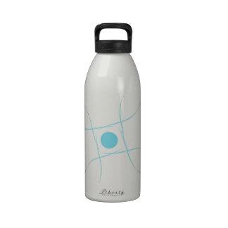 Laboratorio del bienestar botellas de beber