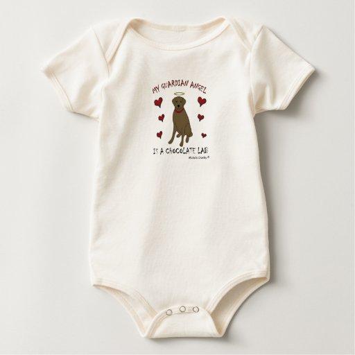 laboratorio del chocolate body de bebé