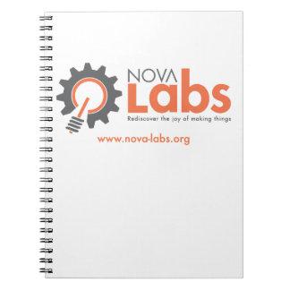 Laboratorios de Nova Libro De Apuntes Con Espiral