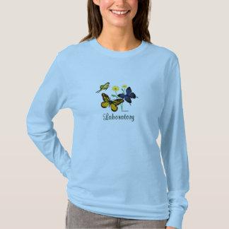 Laboratory Butterflies T-Shirt