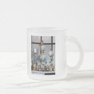 Laboratory Glassware Frosted Glass Coffee Mug
