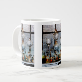 Laboratory Glassware Giant Coffee Mug