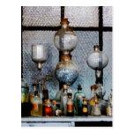 Laboratory Glassware Post Card