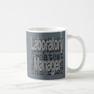 Laboratory Manager Extraordinaire Coffee Mug