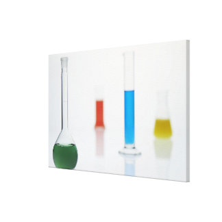 Laboratory Shots 2 Canvas Print