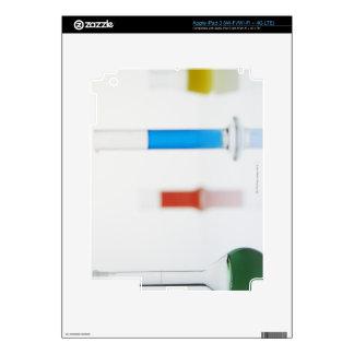 Laboratory Shots Skin For iPad 3
