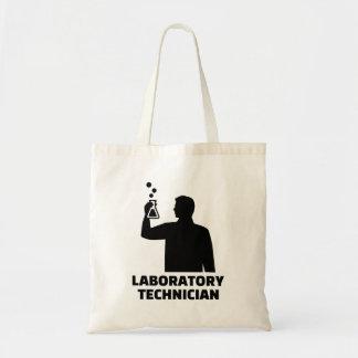 Laboratory technician tote bag