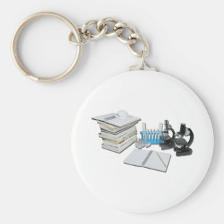 LaboratoryResearch112010 Keychain