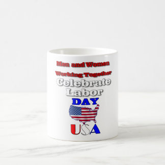 Labour Day Celebrations Coffee Mug