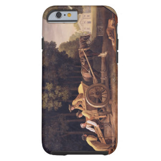 Labourers, 1781 (enamel on biscuit earthe tough iPhone 6 case