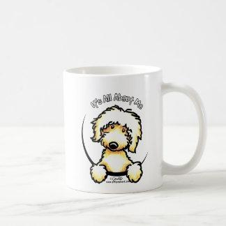 Labradoodle amarillo IAAM Taza De Café
