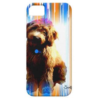 Labradoodle iPhone 5 Case