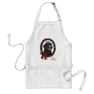 Labradoodle Christmas Gifts Adult Apron