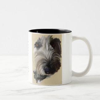 Labradoodle Coffee Mug - Original Art