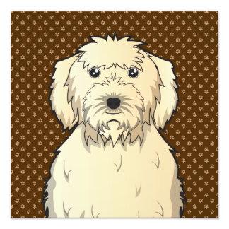Labradoodle Dog Cartoon Paws Photo