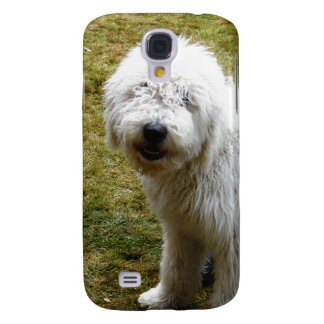 Labradoodle Dog Photo Samsung Galaxy S4 Case