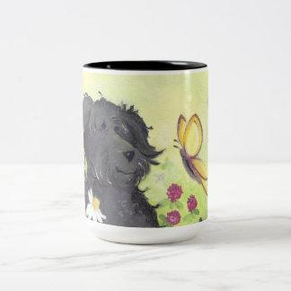 Labradoodle Doodle Dog / Mug