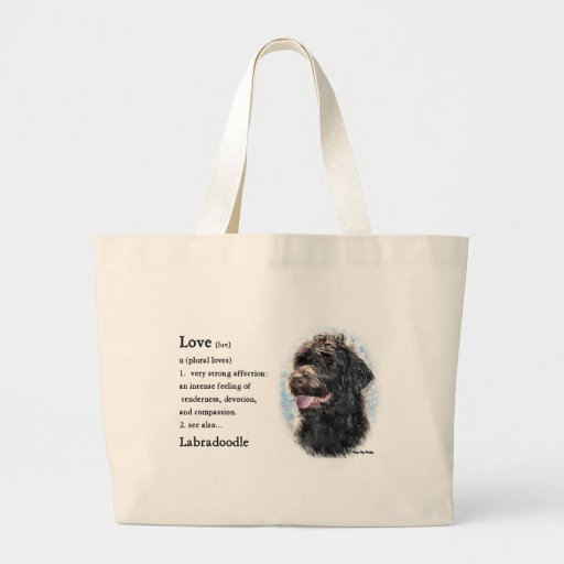 Labradoodle Gifts Tote Bag