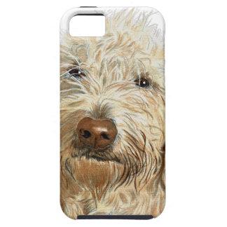 Labradoodle Ginger iPhone SE/5/5s Case