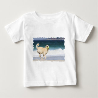 Labradoodle - Happy Day on the Beach Shirt