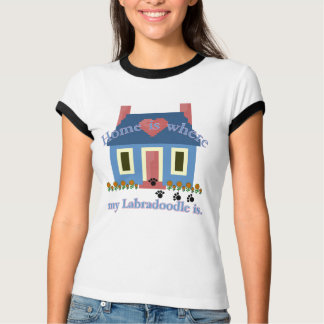 Labradoodle Home Is T-Shirt