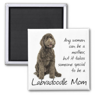 Labradoodle Mom Magnet