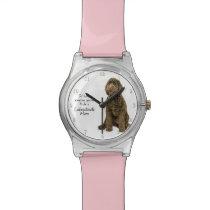 Labradoodle Mom Watch